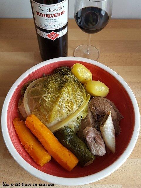 Jarret De Porc Au Chou : jarret, Jarret, Légumes, Cuisson, Minute, P'tit, Cuisine