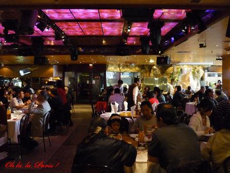 Un brunch à Chine Masséna - Oh la la Paris