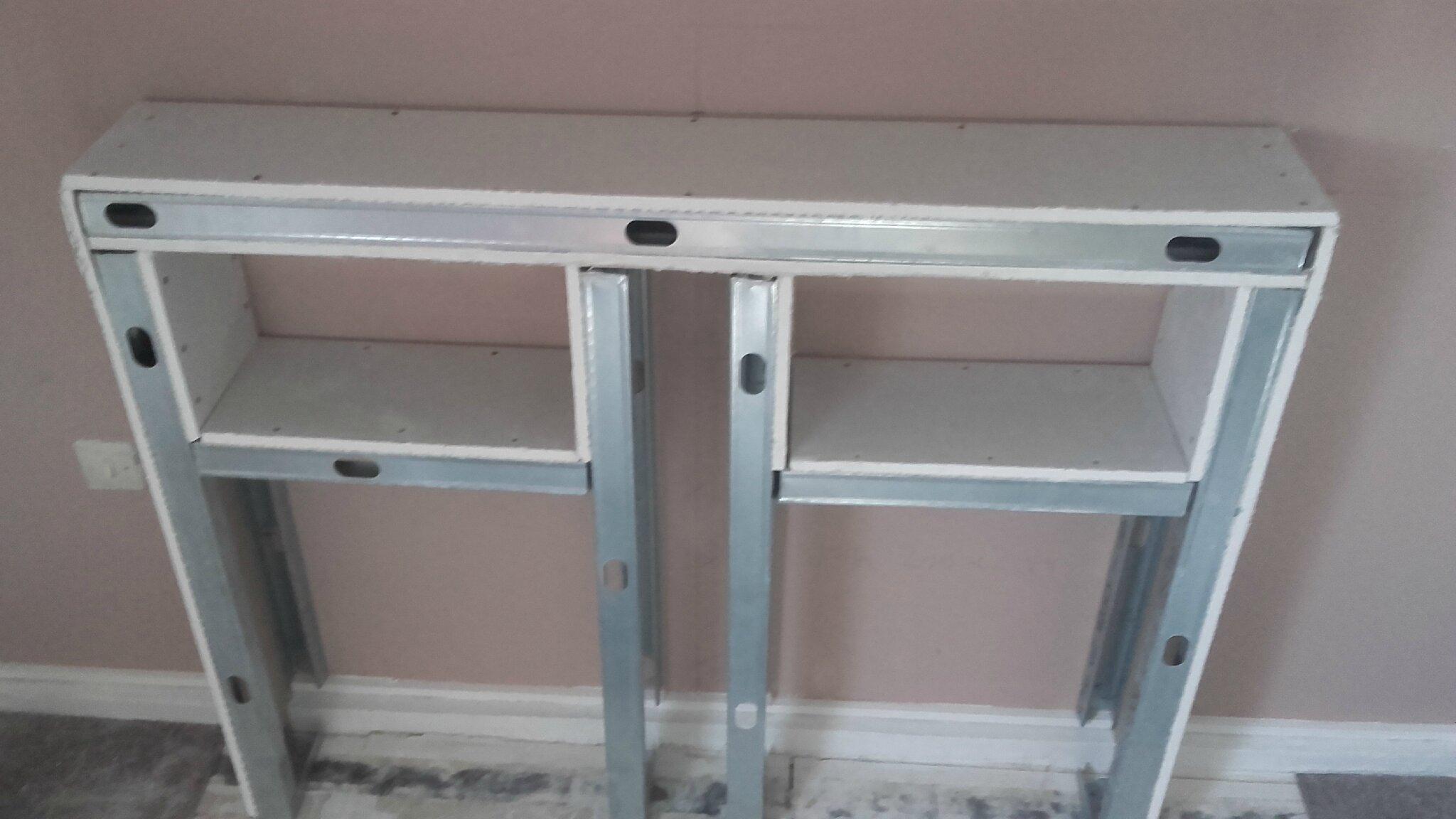 fixation meuble haut cuisine ikea placo
