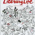 Literary life : scènes de la vie littéraire, posy simmonds