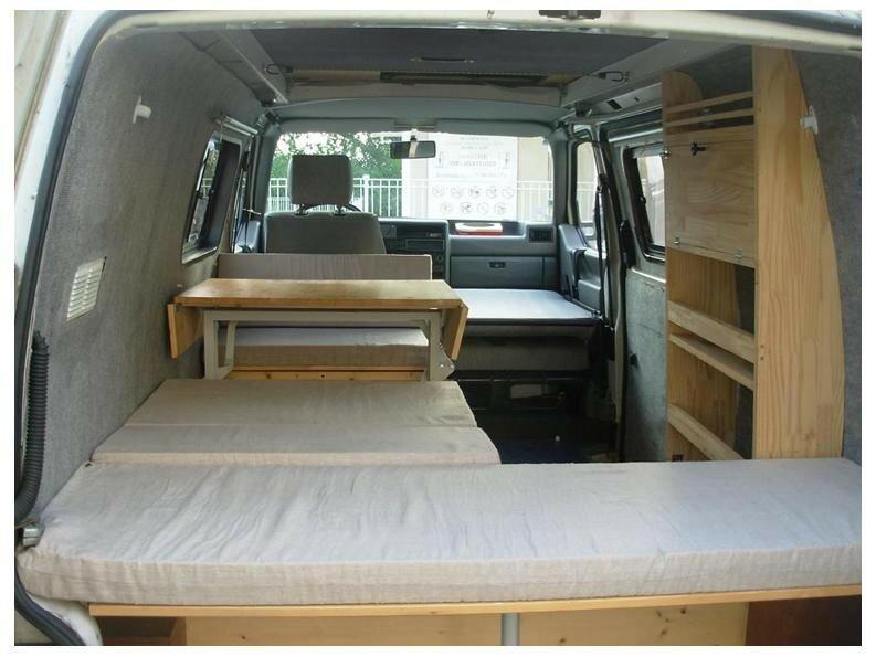 Vos Ralisations DAmnagement T4 Camping Car