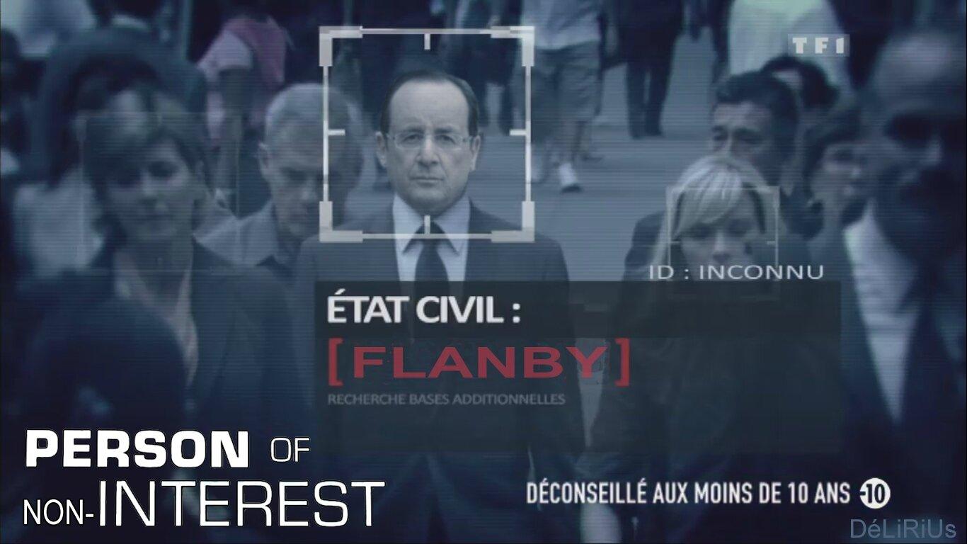 Hollande Person of non-interest DéLiRiUs