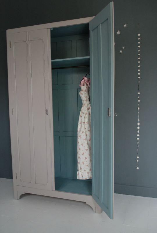 Armoire Parisienne Atelier Vintage