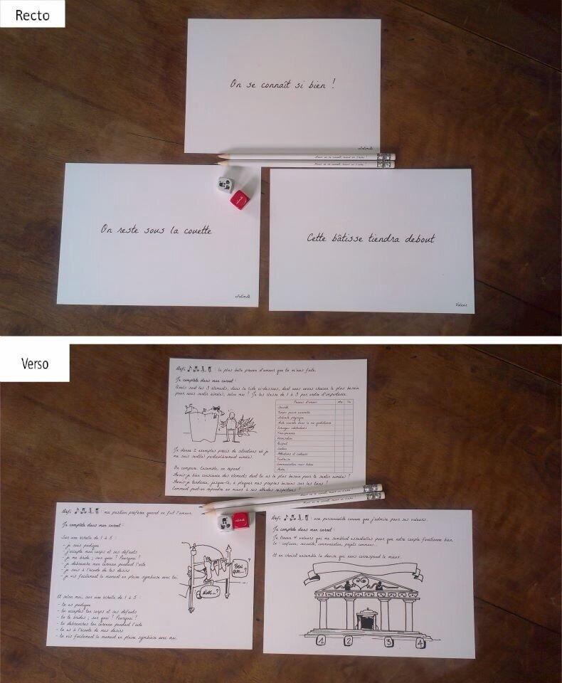 La boîte de comm' du couple - 0702795474041 - Jeux d