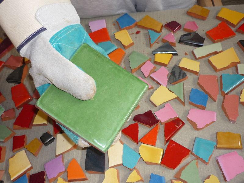 Carrelage Mosaique Pas Cher Wikiliafr
