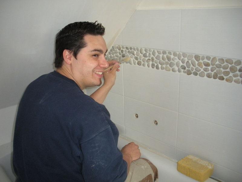joints carrelage salle de bain notre