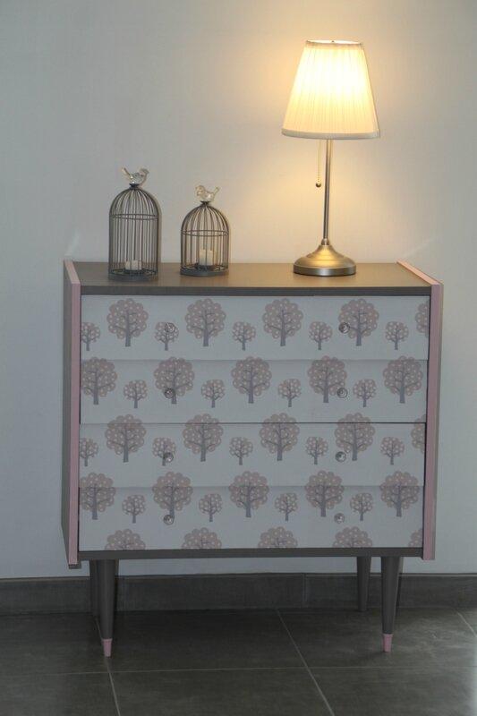 La commode Ferm Living ou comment transformer une vieille commode  DIY Relooking mobilier