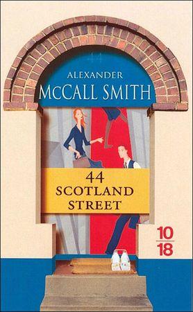 44 Scotland Street, Alexander McCall Smith
