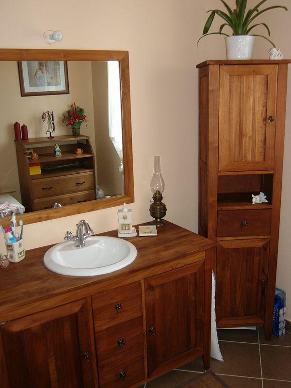 salle de bain teck leroy merlin - boisholz - Parquet Teck Salle De Bain Leroy Merlin