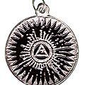 Talisman appelé Le Schemhamphoras du Grand Mage WADEDJI dans affection 112618776_q