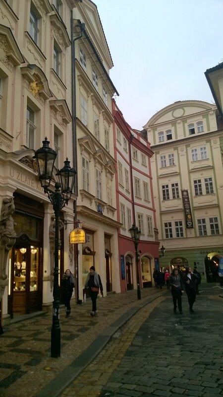 Stare mesto, la vieille ville
