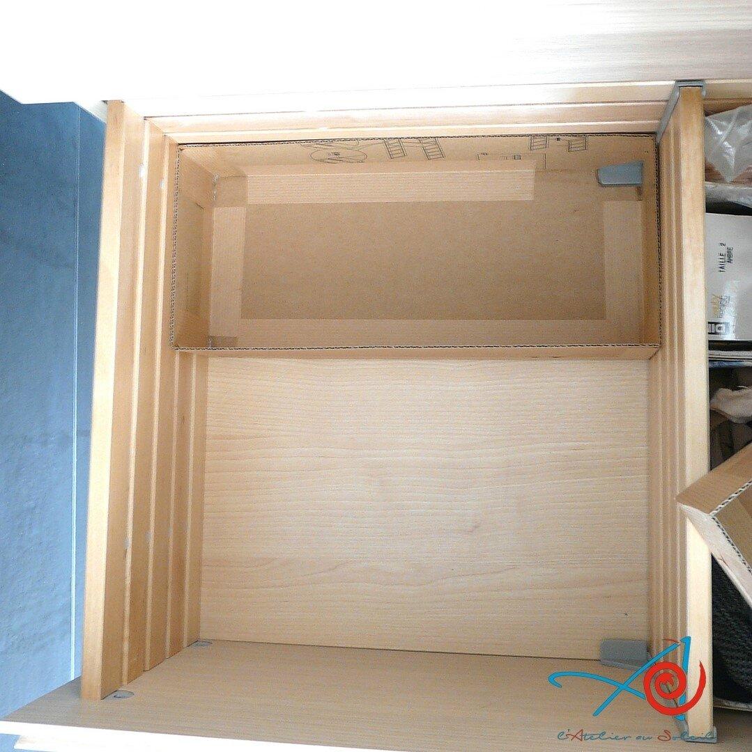 Organiseur De Tiroir De Salle De Bain New Drawer Organising Boxes L Atelier Au Soleil