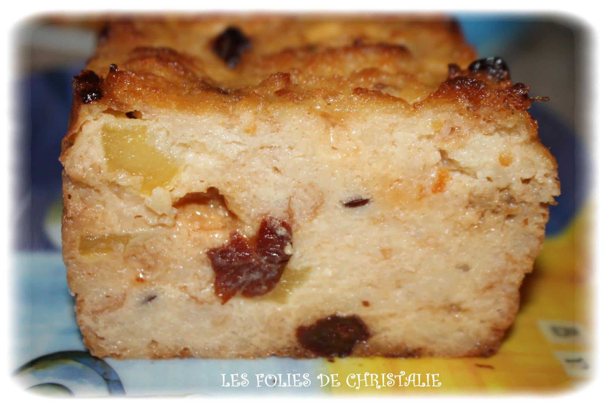 pudding aux pommes thermomix ou pas