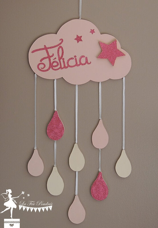 decoration de chambre de bebe deco la