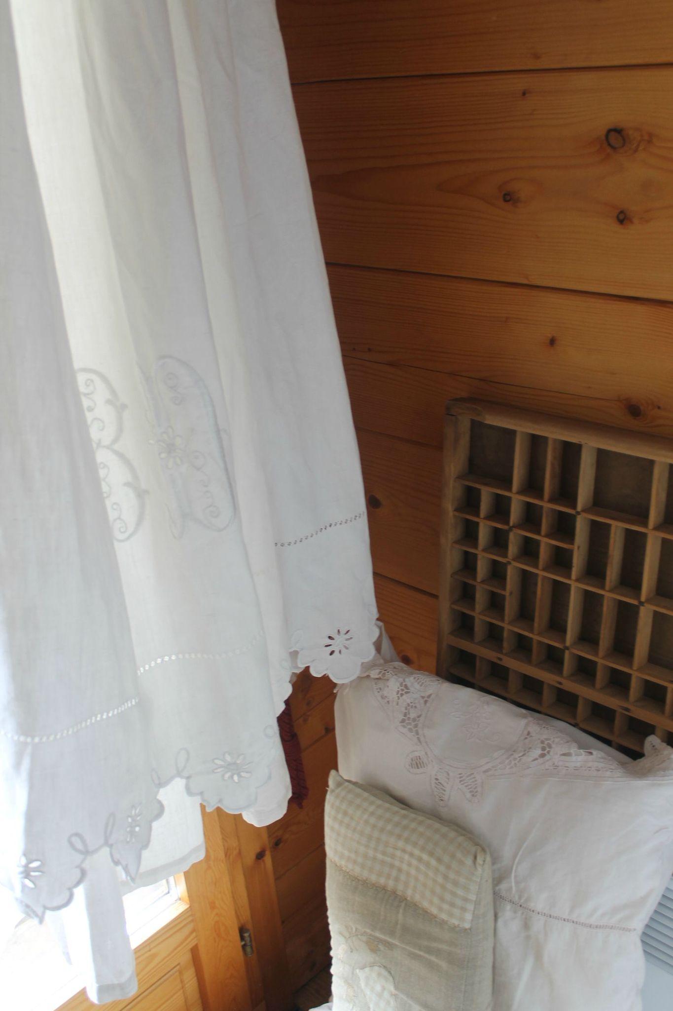 Embrasse Rideaux Gifi Fenêtre Sur Cour Rideaux Pour