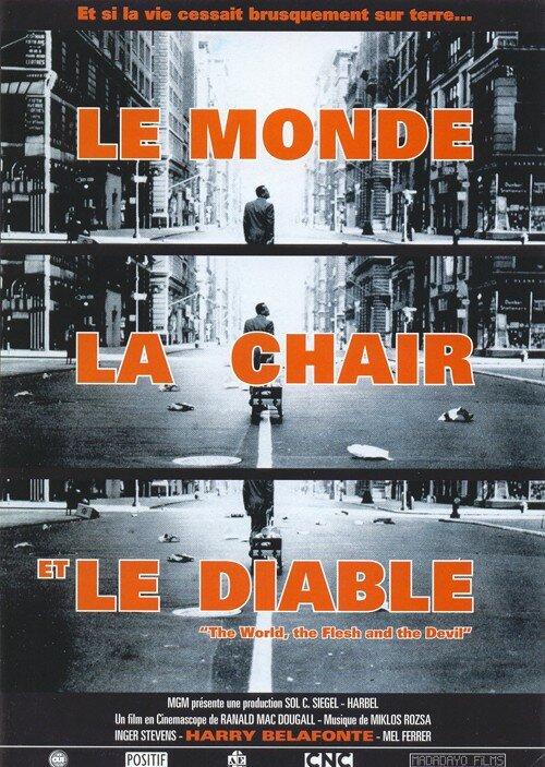 Le Monde, La Chair Et Le Diable : monde,, chair, diable, Monde,, Chair, Diable, Chroniques, Visuelles