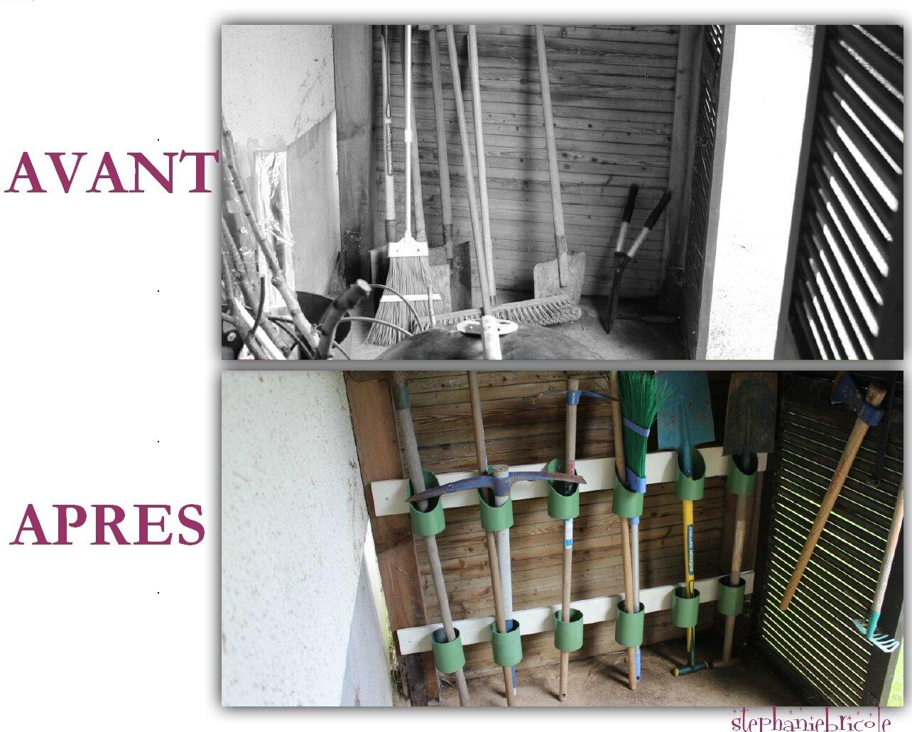 Ide De Rangement Rcup Pour Le Jardin Stphanie Bricole