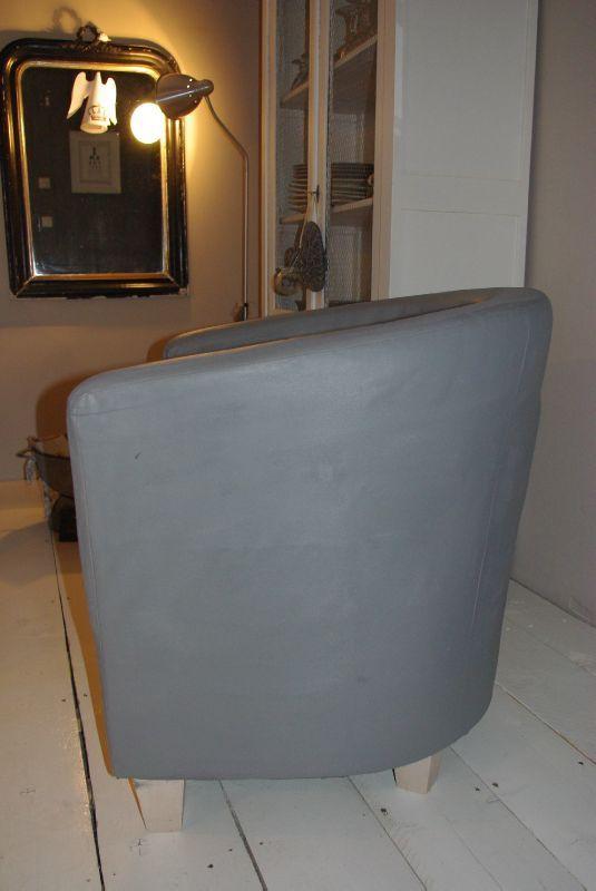 repeindre le tissu d un fauteuil avant
