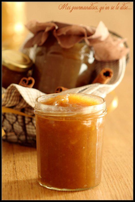 Recette Confiture De Pommes Originale : recette, confiture, pommes, originale, Confiture..., Pommes, Terre., Gourmandises,, Qu'on