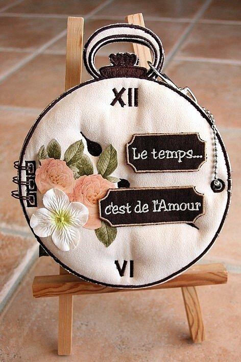 C Est Le Temps De L Amour : temps, amour, Temps, C'est, L'amour, Avril, Photo, Albums, Scrap, Carol