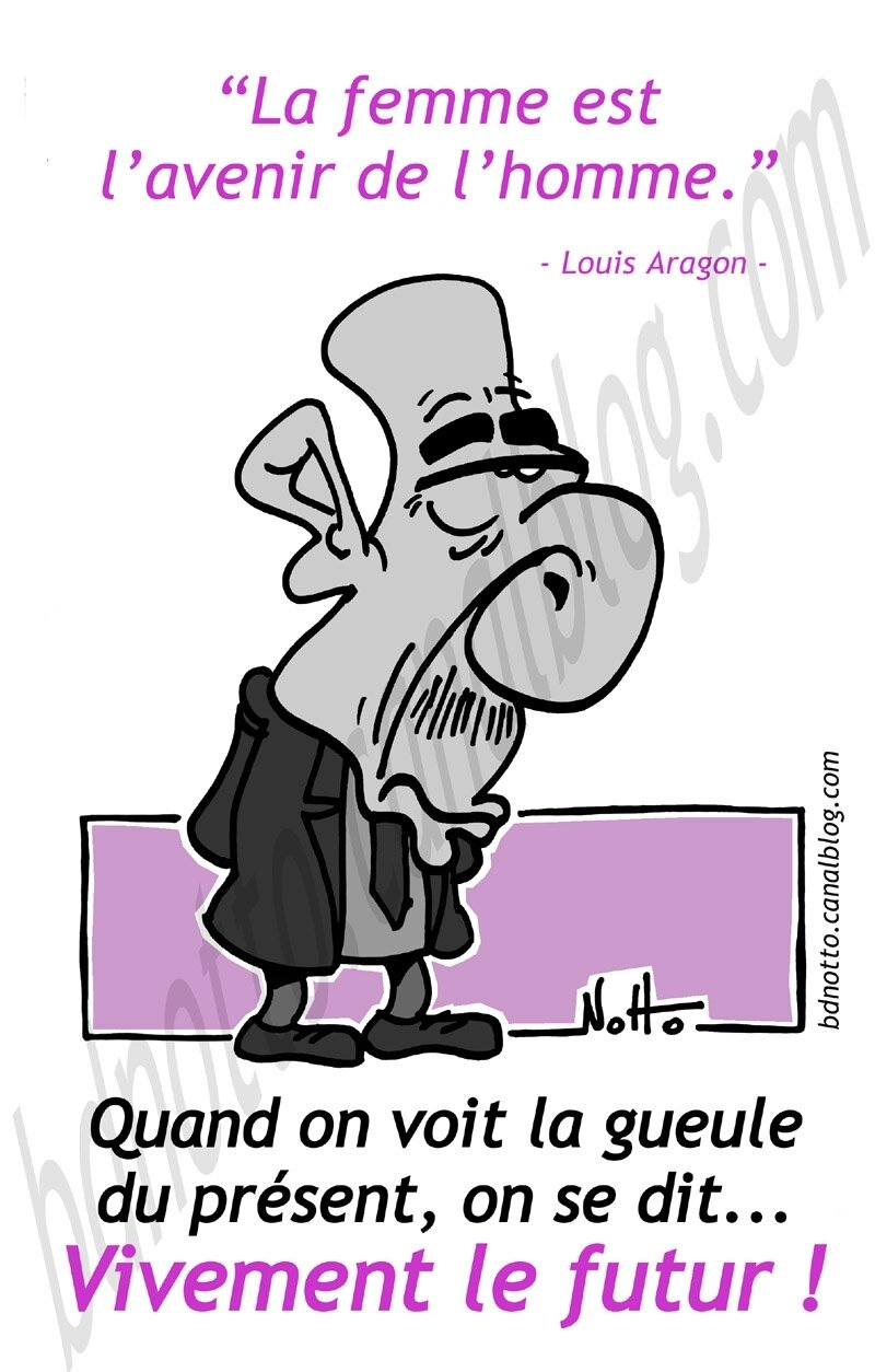 Aragon La Femme Est L'avenir De L'homme : aragon, femme, l'avenir, l'homme, FEMME, L'AVENIR, L'HOMME., NoTTo