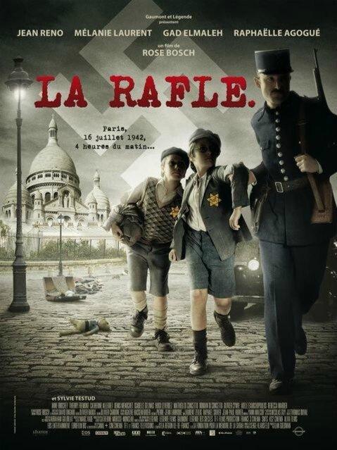 Film Sur La Seconde Guerre Mondiale : seconde, guerre, mondiale, Rafle., Réalisé, Roselyne, Bosch, Films, Seconde, Guerre, Mondiale