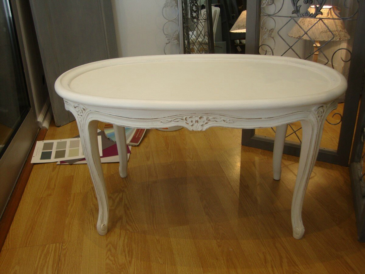 table basse style louis xv kreative deco