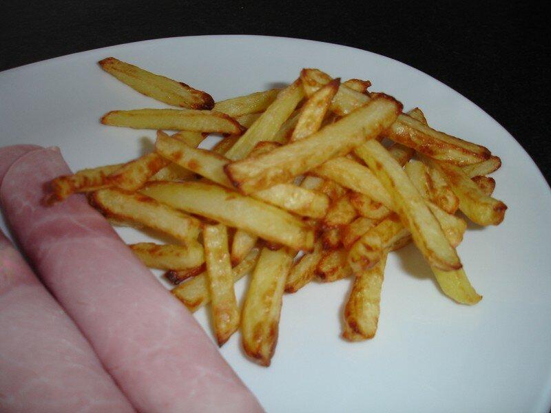 Vrais frites avec SEB Actifry - Anaïs cuisine gourmande toute légère