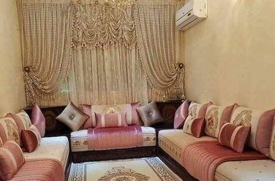 deco salons marocains