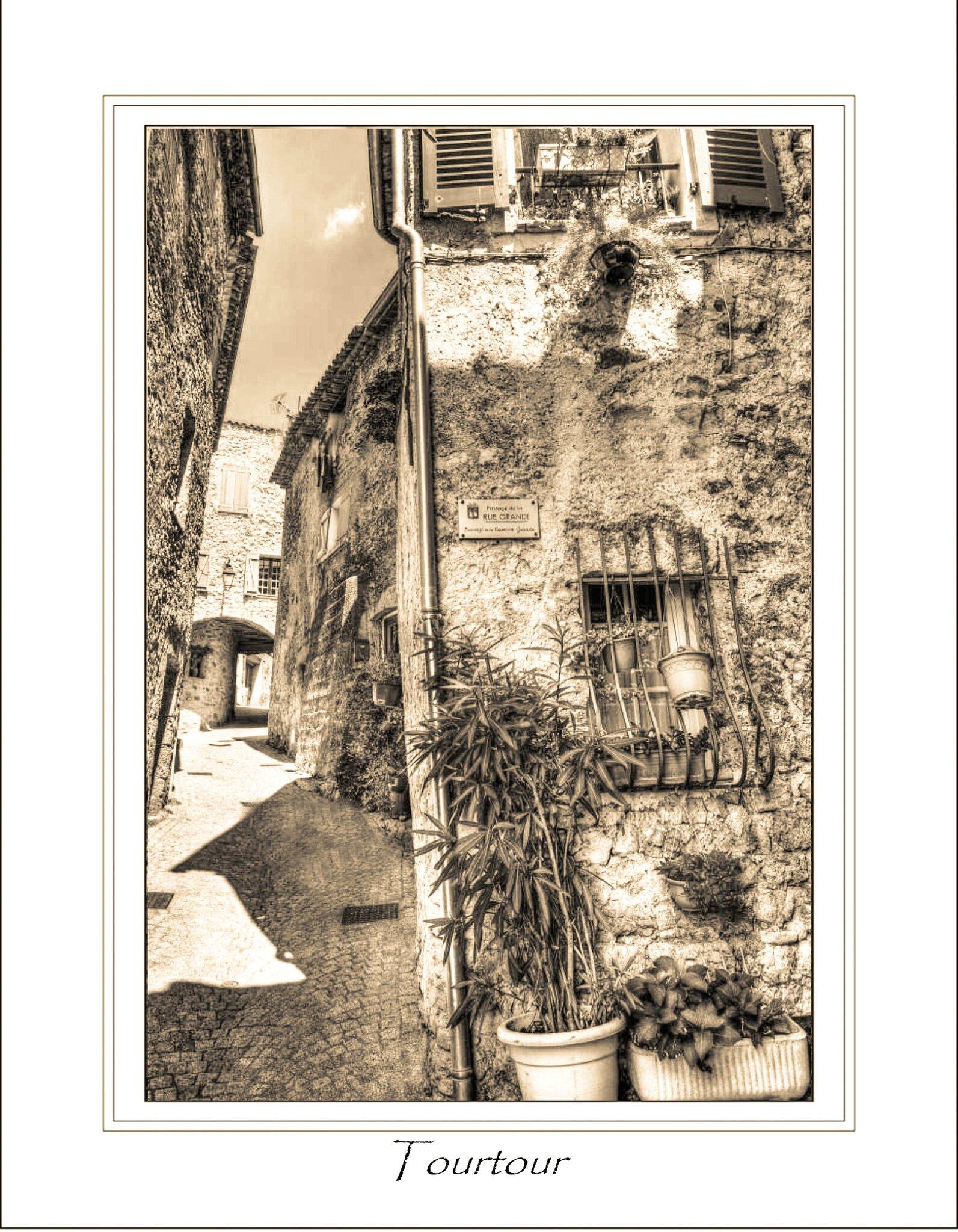 Plus Beaux Villages Du Var : beaux, villages, Tourtour, Martine, Passion, Photos