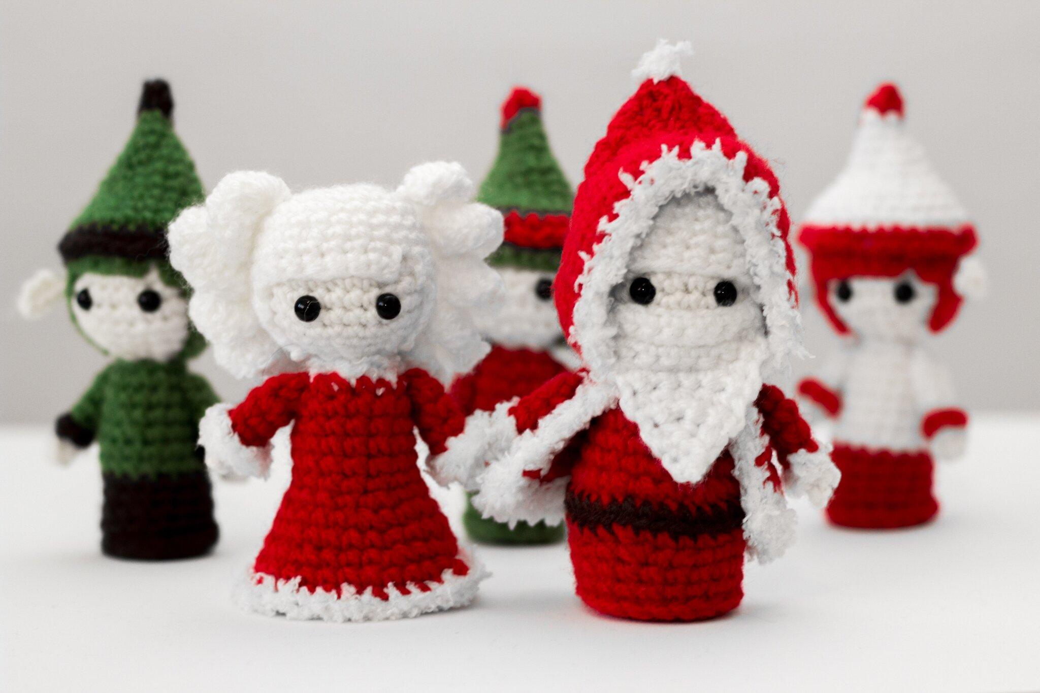 Deco Noel Crochet.Photo Deco Noel Gratuit