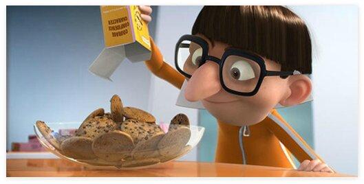 """Résultat de recherche d'images pour """"cookies pépites de caramel moi moche et méchant"""""""