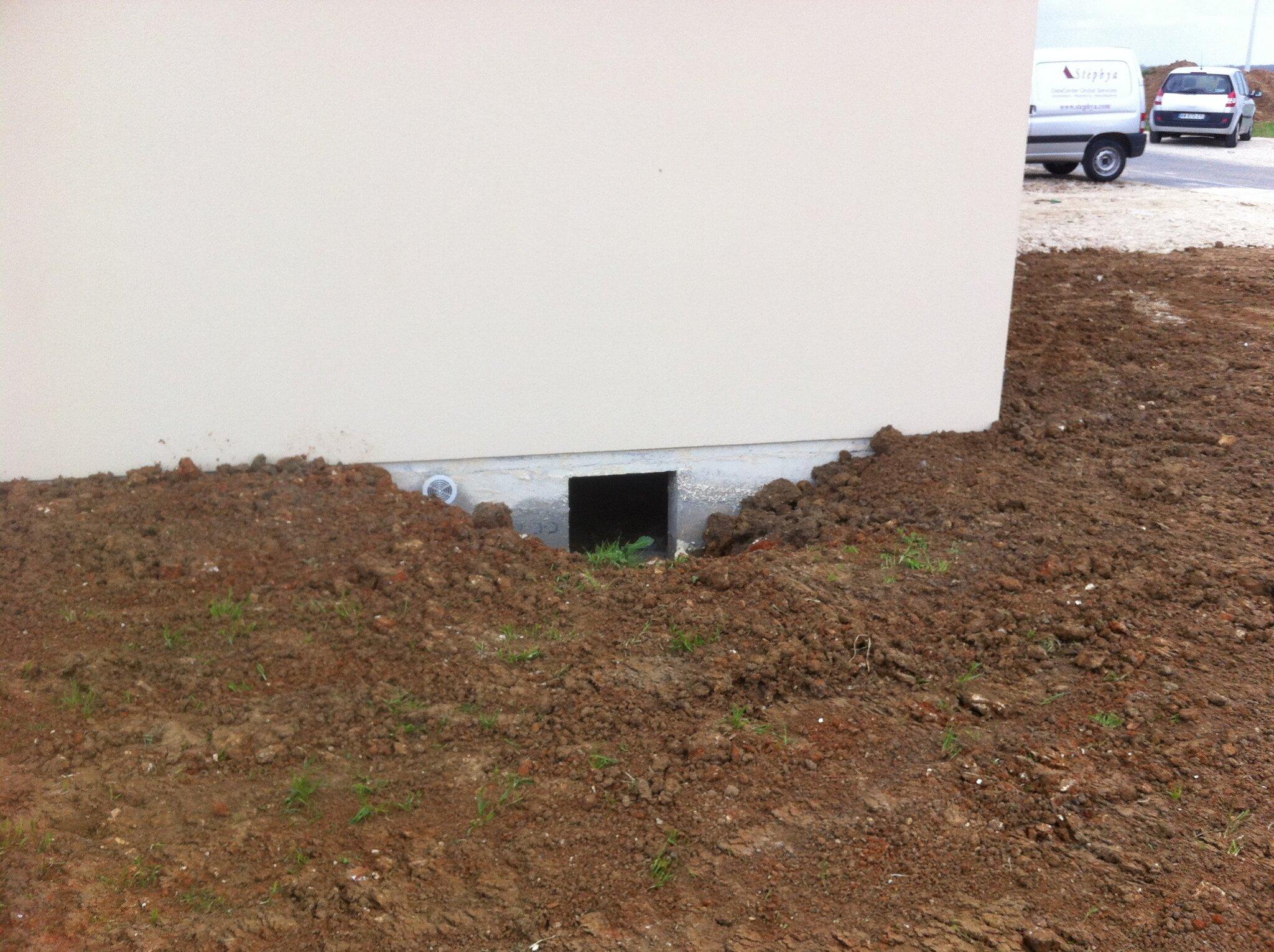 Comment Faire Une Terrasse Sur Vide Sanitaire Photo