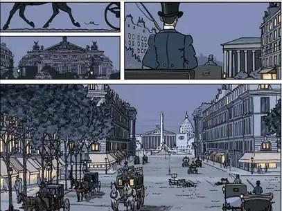 """Proust continúa """"En busca del tiempo perdido"""" entre las viñetas del cómic Foto: Agencia EFE / © EFE 2013. Está expresamente prohibida la redistribución y la redifusión de todo o parte de los contenidos de los servicios de Efe, sin previo y expreso consentimiento de la Agencia EFE S.A."""