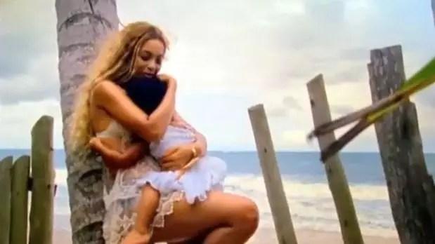 Beyoncé divulga 'Blue', clipe que traz imagens do Rio