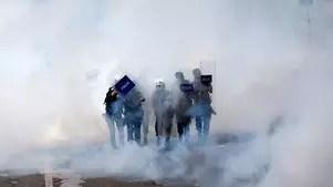 La violencia toma las calles de Estambul en el Da del Trabajador
