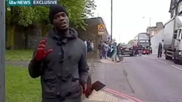 Video en el que aparece uno de los sospechosos del asesinato en Londres