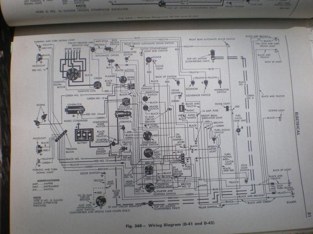 medium resolution of 1949 desoto wiring diagram wire harness pioneer deh p8400bh 1952 desoto 1945 desoto