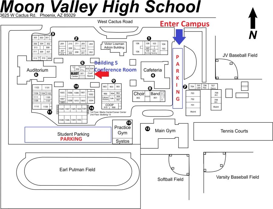 Moon Valley High School