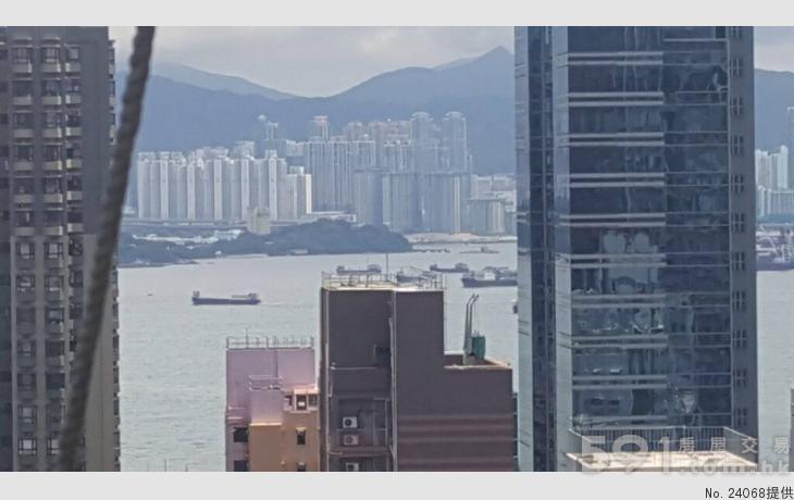 福滿大廈住宅出售,價錢可議,2房高開揚海景-港島西區住宅買樓-香港591售樓網