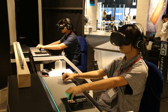 [閒聊] VR結合大型機臺與健身器材 - 日本VR Zone - 看板 VR - 批踢踢實業坊