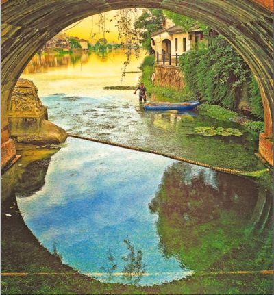 美麗河湖-國際在線