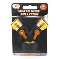 Wholesale 2-WAY WATER HOSE CONNECTOR - GLW