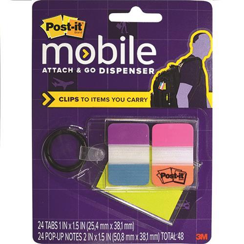 Wholesale Zpost It Notes Attach & Go Di  Glw