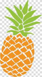 Pineapple tropical summer Summer Flamingo Fruit Pineapple Juice Silhouette transparent background PNG clipart HiClipart