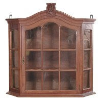 Pin Wall Curio Cabinet on Pinterest