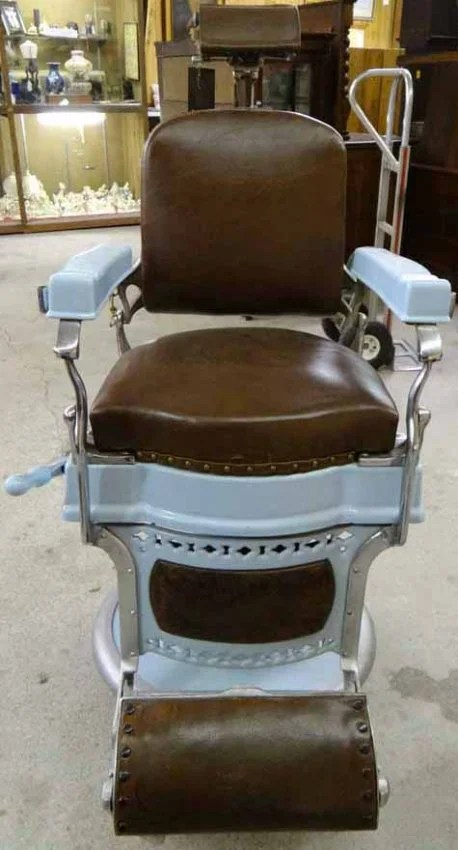 Koken Co Barber Shop Chair  Lot 85
