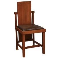 Frank Lloyd Wright chair, Avery Coonley Playhouse 1912 ...