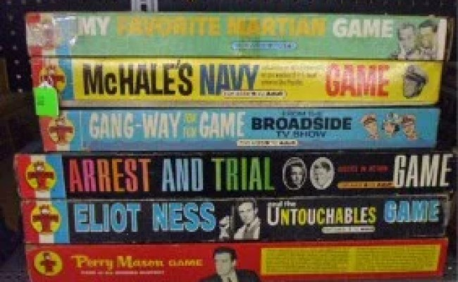 138 1950 S 1960 S Transogram Board Games Lot 138