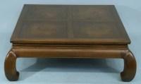 2169: HENREDON COFFEE TABLE : Lot 2169